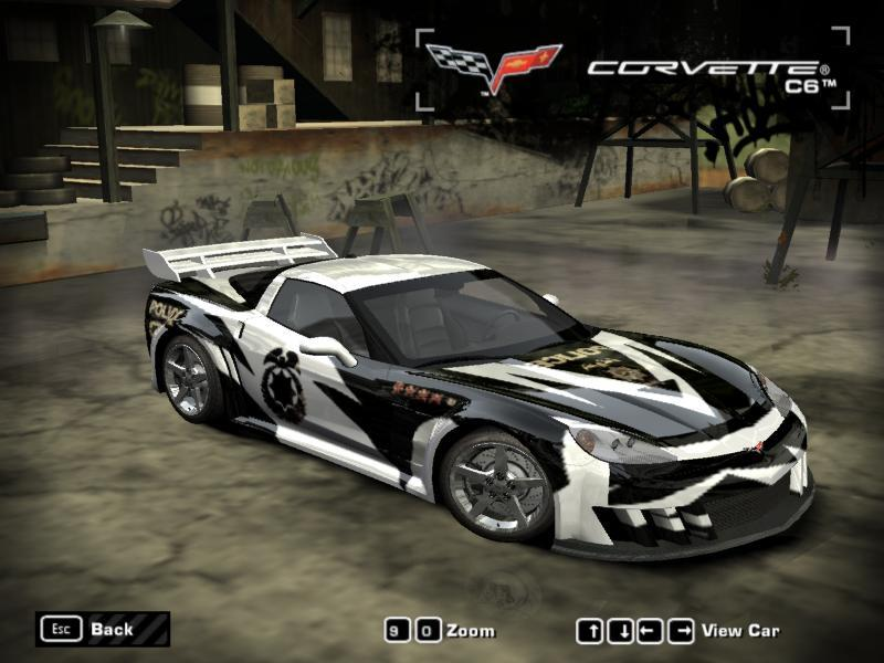 Screens Zimmer 9 angezeig: need for speed most wanted black edition trainer