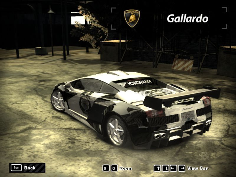 Garage Nfs Most Wanted   2017 - 2018 Best Cars Reviews