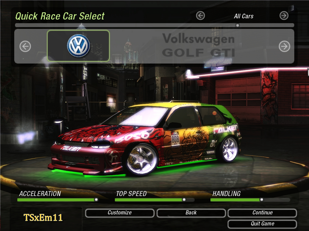 NFS Shift Drift Cars http://www.nfsunlimited.net/files/view/5930