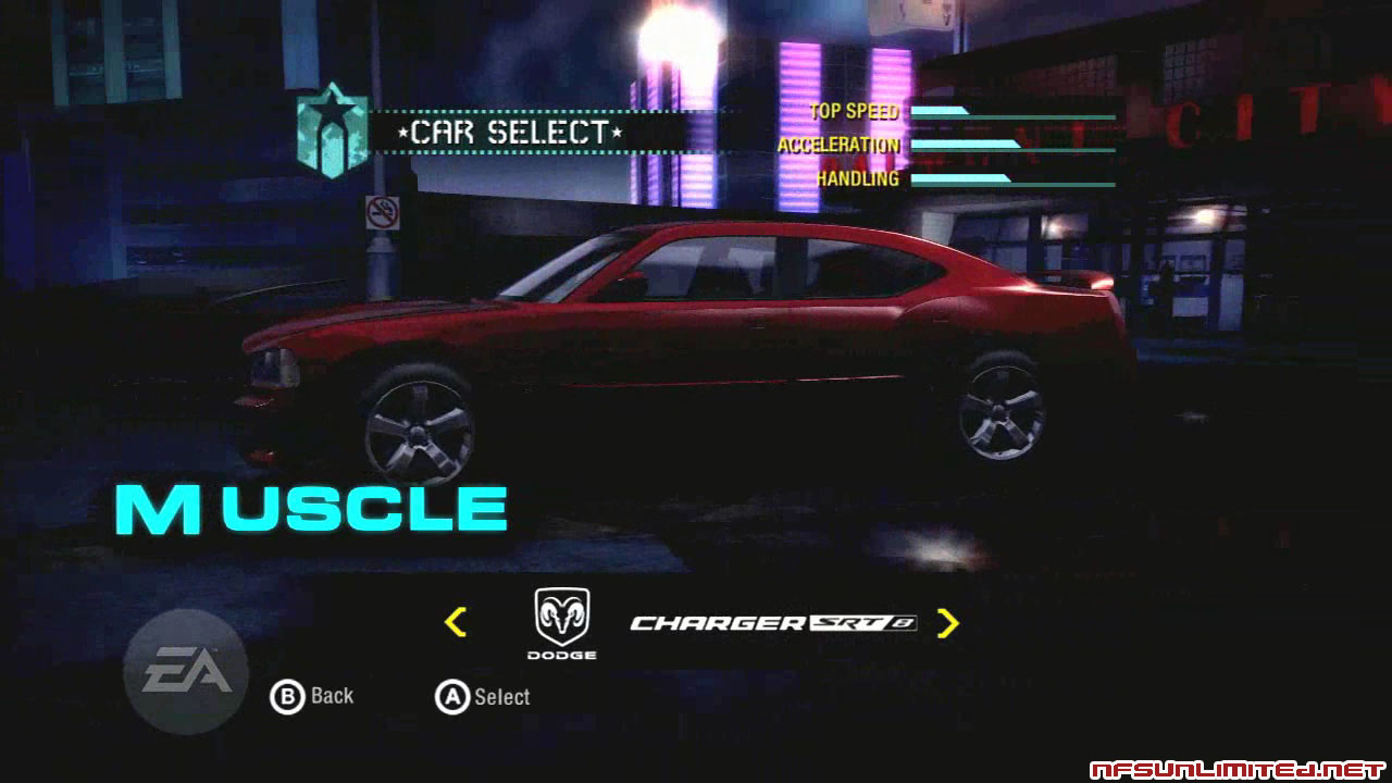 Official Unofficial Need For Speed Carbon Car List 56k Nuclear