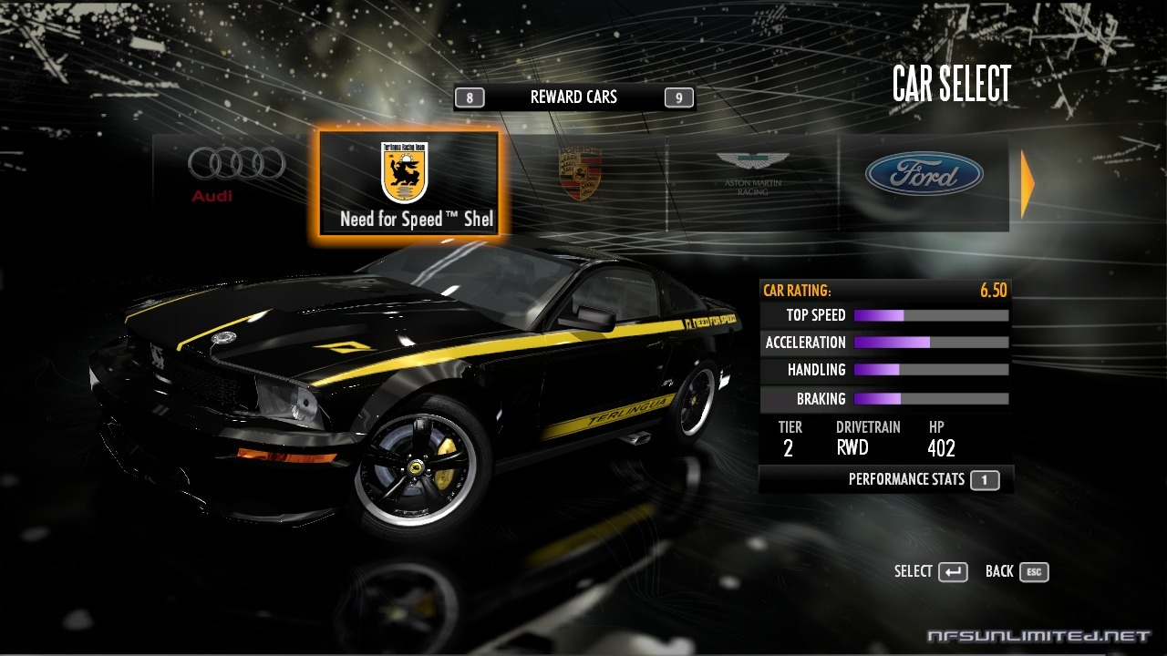 2008 Honda Civic Si Coupe Need For Speed : SHIFT [Thread Ufficiale] - Hardware ...