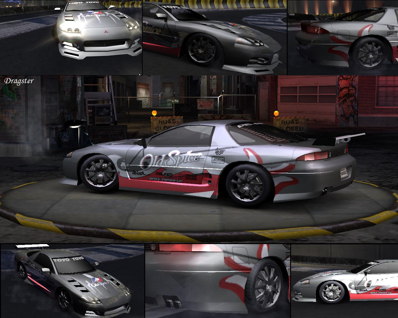 basic info need for speed underground 2 car mitsubishi 3000 gt