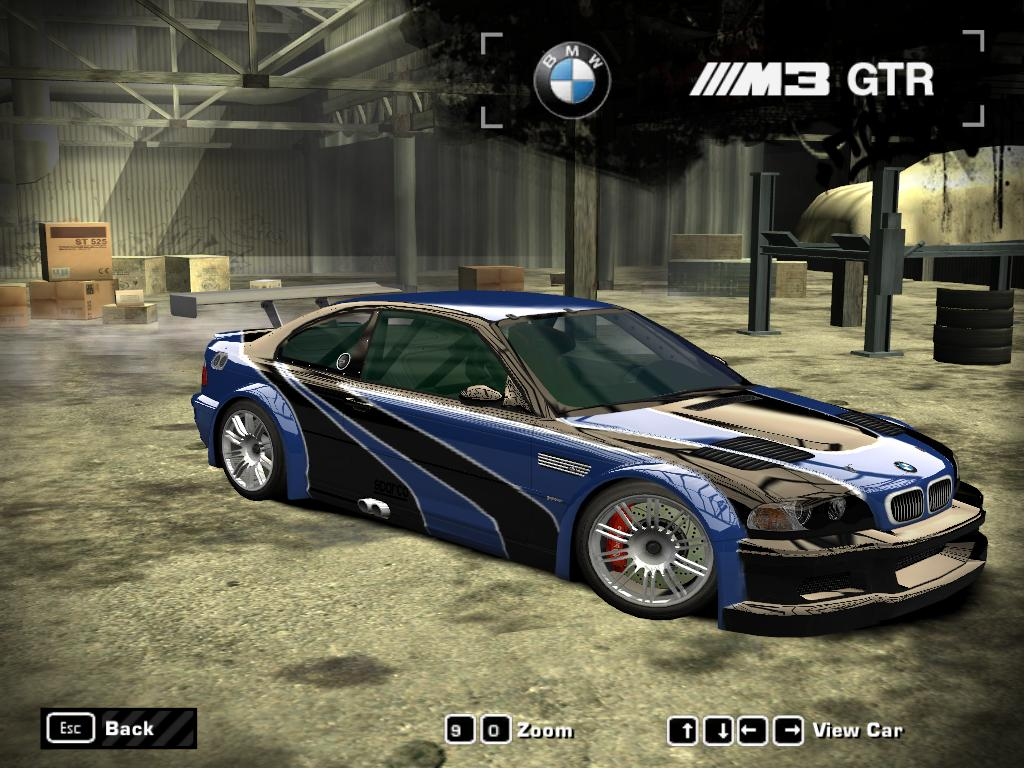 Need for Speed: Most Wanted (2005) GAME MOD ...