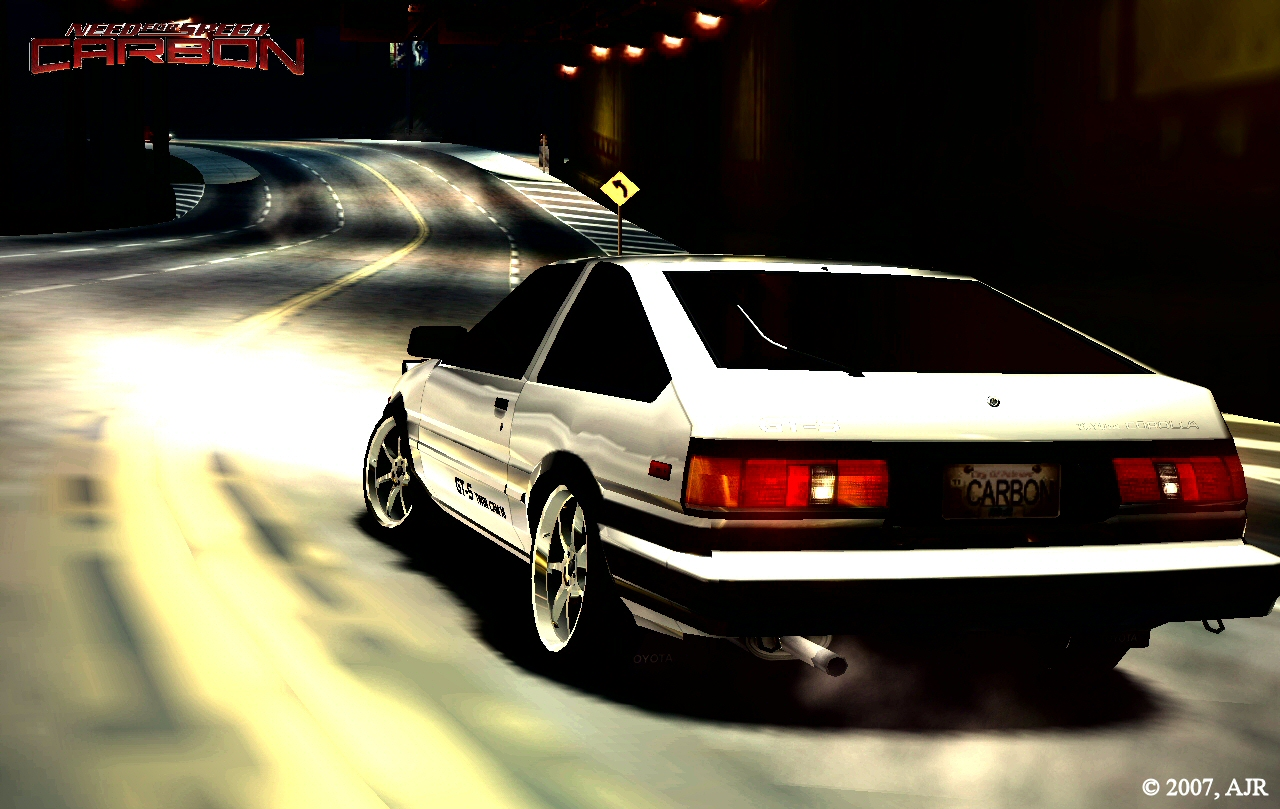 ae86 wallpaper viewing gallery
