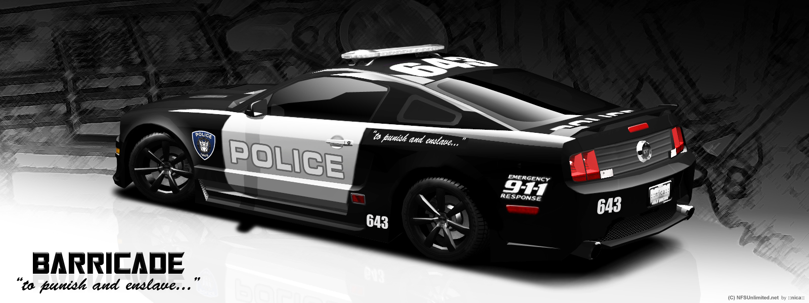 ford mustang need for speed wallpaper